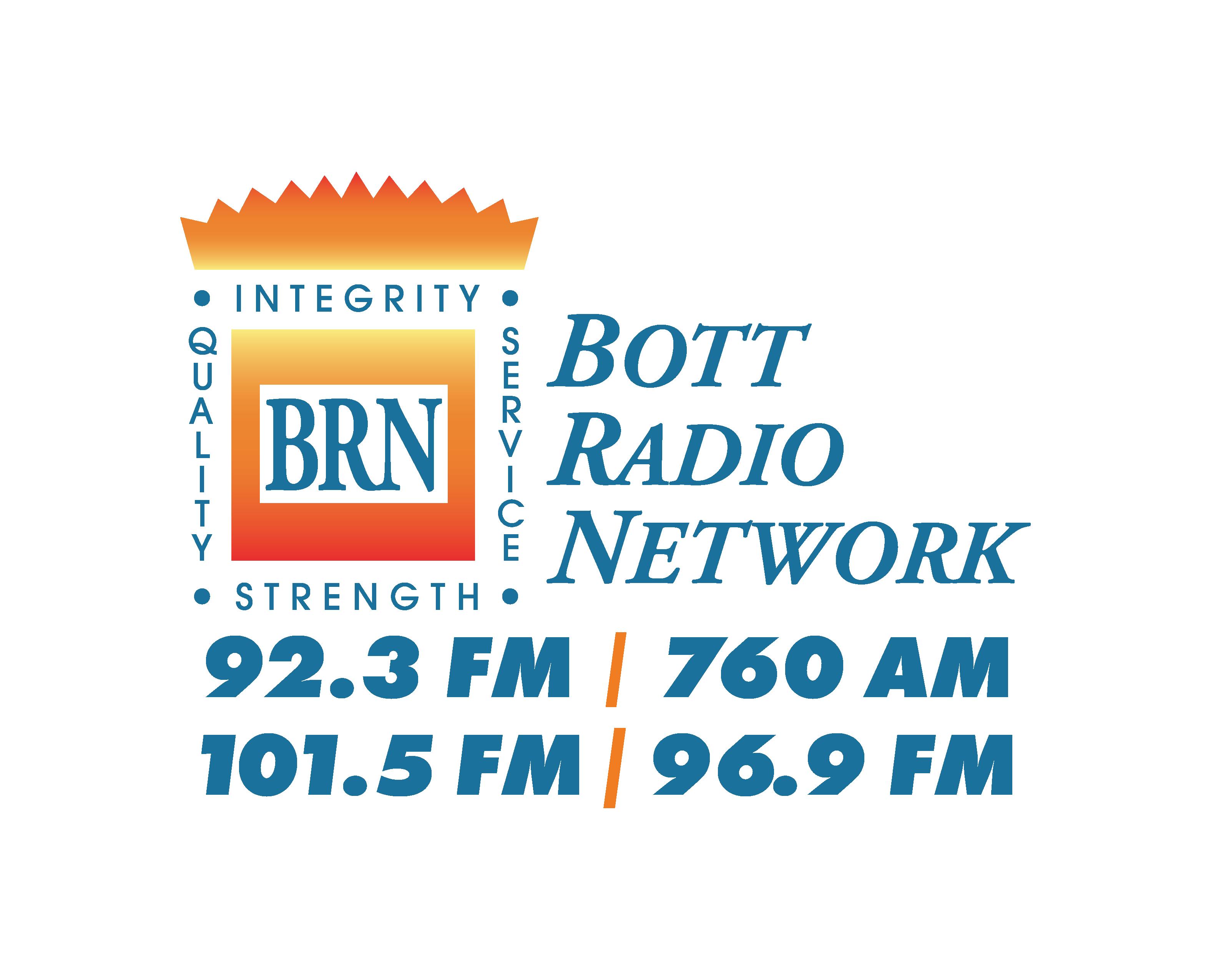 official Bott Radio logo