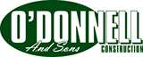 o'donnell construction logo