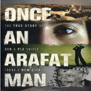 Once an Arafat Man book cover